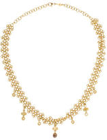 Penny Preville 18K Diamond Collar Necklace