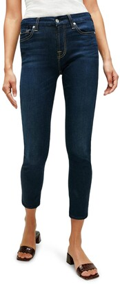 Seven London The Ankle Skinny Jeans