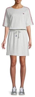Tommy Hilfiger Racing Stripe T-Shirt Dress