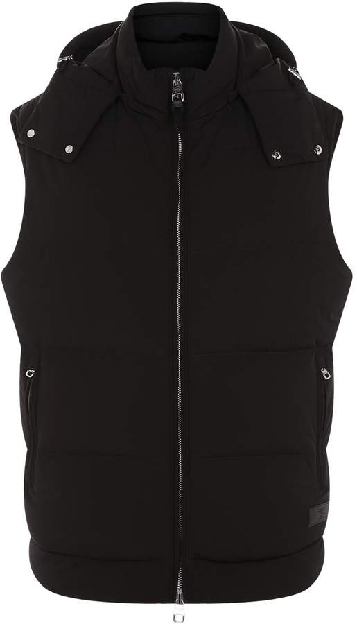 Dunhill Down Filled Sleeveless Gilet