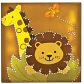 Babies R Us By Design Safari Light Up Wall Art
