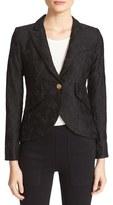Smythe Women's Corded Lace Blazer