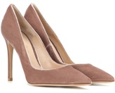Gianvito Rossi Exclusive To Mytheresa.com – Velvet Pumps