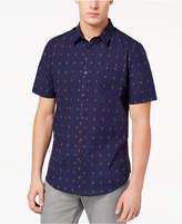 American Rag Men's Diamond Print Shirt, Created for Macy's