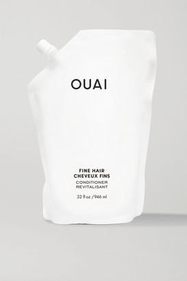 Ouai Fine Hair Conditioner Refill, 946ml