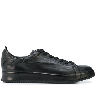 Officine Creative Lace-Up Low Top Sneakers