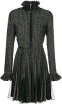 Elie Saab pleated knit dress