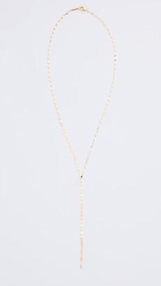 Lana 14k Nude Lariat Necklace