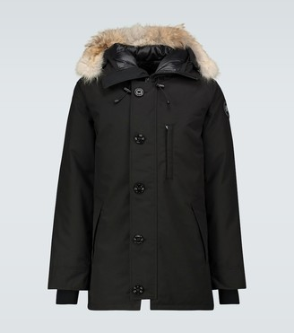 Canada Goose Black Label Chateau parka