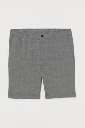 H&M Tailored Shorts - Black