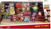 Mattel Disney Pixar Toy Story Deluxe Mini Figure Set - 10 Pack