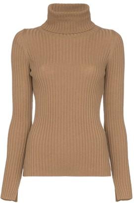 Nili Lotan Myla roll-neck cashmere sweater