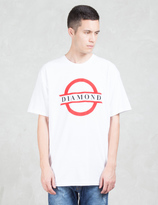 Diamond Supply Co. Tube Logo S/S T-Shirt