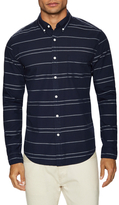 Life After Denim Montauk Striped Sportshirt