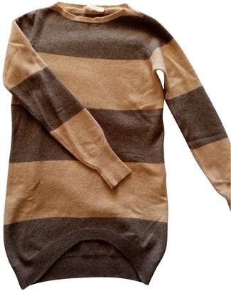 Mauro Grifoni Silver Wool Knitwear for Women