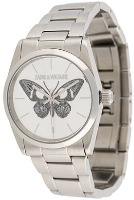 Zadig & Voltaire Montre Butterfly 40mm watch