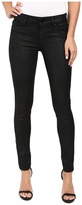 DL1961 Emma Power Leggings in Charcoal/Coated Black