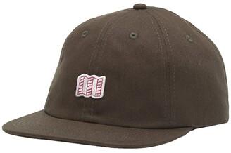 Topo Designs Mini Map Hat (Olive) Caps