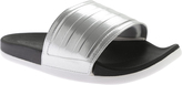 adidas Women's Adilette Metallic Slide