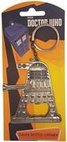 Doctor Who Officially Licenced Dalek Metal Bottle Opener Keyring
