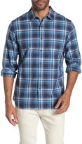 Grayers Gordon Plaid Regular Fit Shirt
