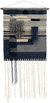 Karma Living Fringed Tapestry
