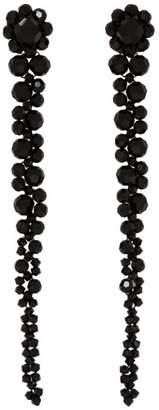 Simone Rocha Black Drip Earrings