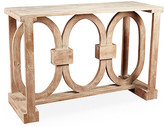 One Kings Lane Lucas Console - Weathered Sand