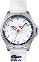 Lacoste Men's White Capbreton Watch