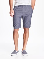 Old Navy Herringbone Slim-Fit Ultimate Shorts for Men