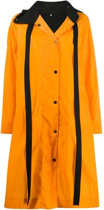 McQ Oversized Raincoat