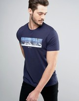 Ben Sherman Scooters Graphic T-Shirt