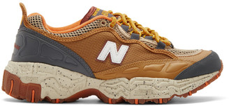New Balance Tan ML801NEC Sneakers