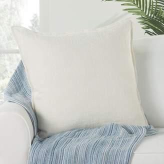 Yardley London Winston Porter Linen Throw Pillow Winston Porter Fill Material: Down