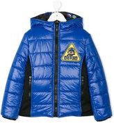 Fendi reversible padded jacket