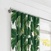 Loom Decor Ripplefold Drapery Be Leaf It - Palm