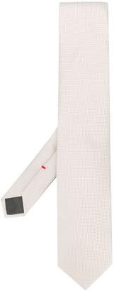 Dell'oglio Pointed-Tip Silk Tie