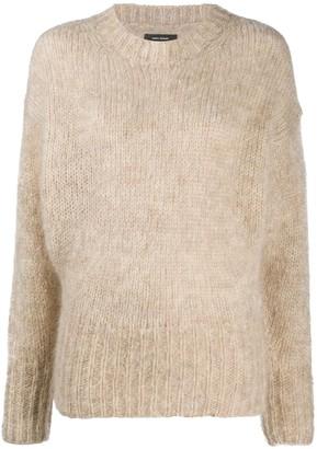 Isabel Marant Mohair Knit Jumper
