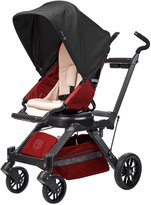 Orbit Baby G3 Stroller - Black - Ruby - Gray