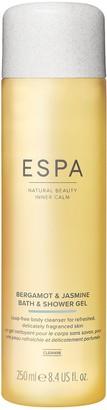 Espa Bergamot & Jasmine Bath & Shower Gel 250ml