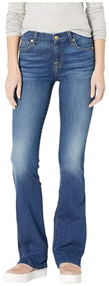 7 For All Mankind B(Air) Kimmie Bootcut in Duchess (Duchess) Women's Jeans