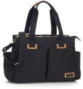 Storksak Infant Diaper Shoulder Bag - Black