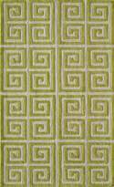Momeni Rugs BLISSBS-14APP2030 Bliss Collection, Hand Carved & Tufted Contemporary Area Rug