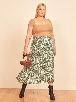 Reformation Bea Skirt Es