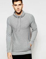 BOSS ORANGE By Hugo Boss Sweater with Cowel Neck