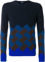 Drumohr wave pattern jumper