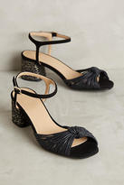 Anthropologie Castaner Mar-Knot Block Heels