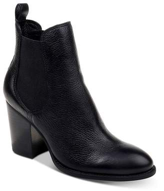 Splendid Women's Highland Stacked Heel Booties