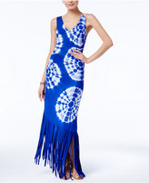 INC International Concepts Tie-Dyed Maxi Dress, Only at Macy's