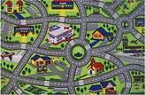 """Fun Rugs Fun Time Driving Fun Novelty Rug, 39 x 58"""", Multicolor"""